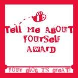 Blog award: Fortell om deg selv