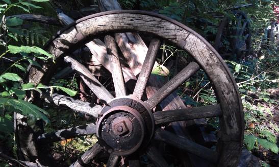 Hva må til for at hjulene skal gå rundt?