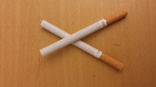 - det er heldigvis ukult å røyke -