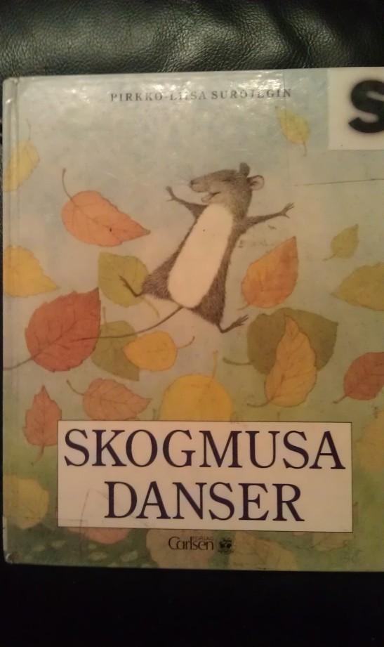 Bilde av boken Skogsmusa danser