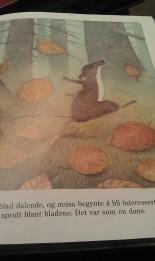 Glad mus