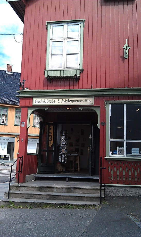 Avistegnernes hus i Drøbak