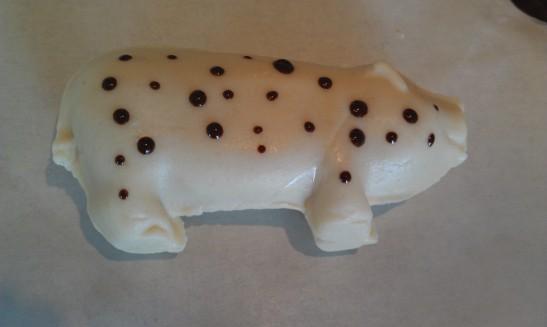 Årets gris er