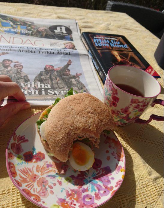 Frokosttanker om Espen Ottosen